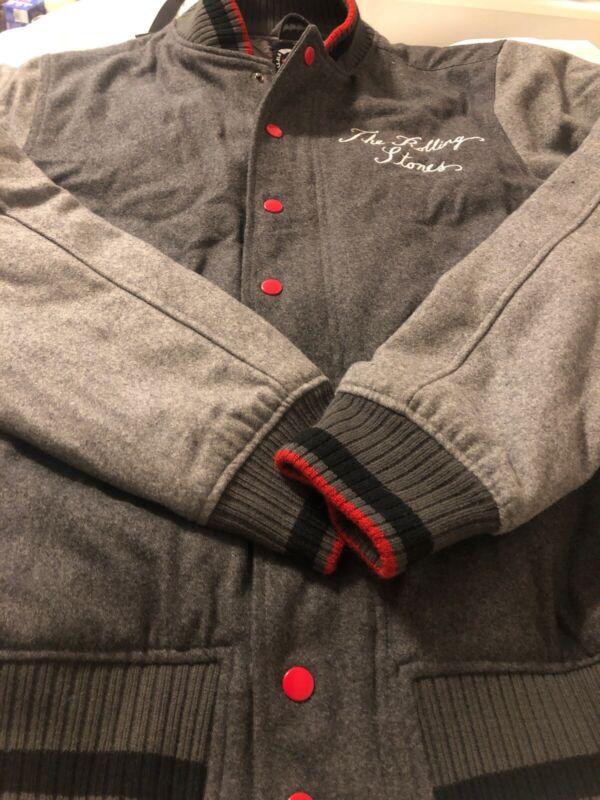 The Rolling Stones 50 Years Fleece Jacket. Large