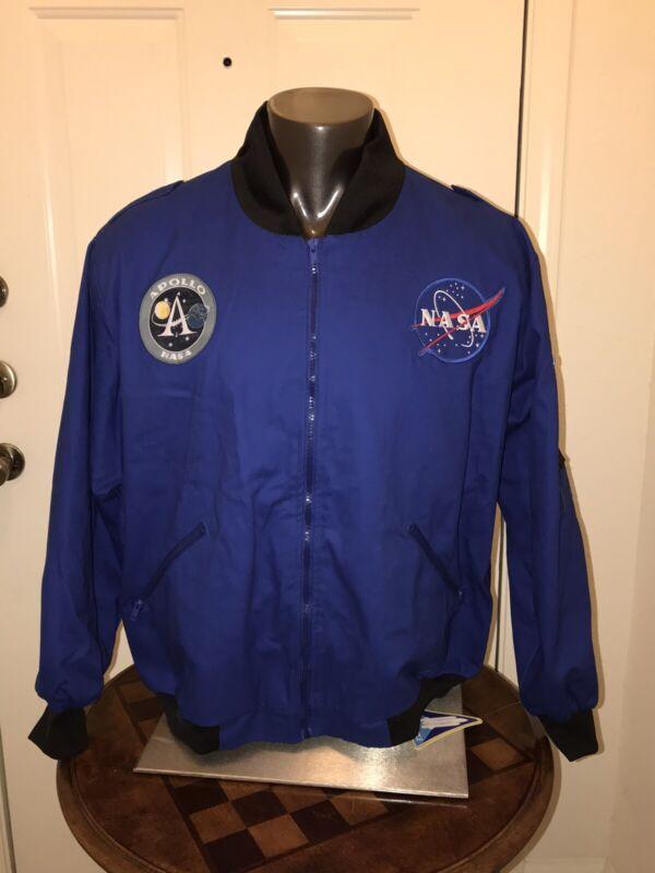 NASA Apollo 11 Flight Jacket 50th Anniversary New Astronaut Size Med Large Or XL