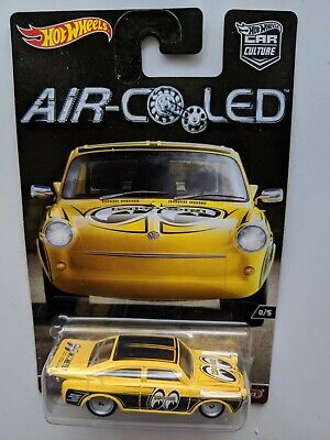 Hot Wheels RLC Car Culture Air Cooled 65 Volkswagen Fastback VW Real Riders