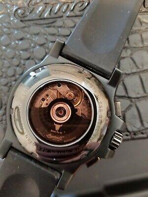 Purple Ingersoll bison no.42 automatic wristwatch limited edition in4107BBPU