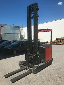 BT - HIGH REACH ELECTRIC FORKLIFT - 2.0 TONNE Rowville Knox Area Preview