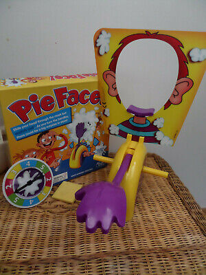 Pie Face Family Game By Hasbro (age 5+)  2+ Players