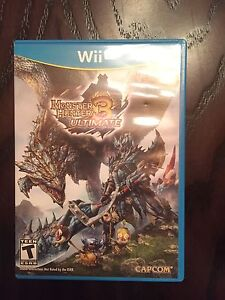 Monster Hunter 3 for WiiU