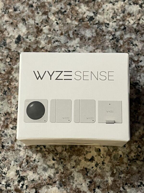 NEW/Sealed Wyze Sense Starter kit. Hub/bridge + 2 contact & 1 motion Sensor