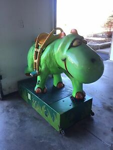 Coin operated Ride