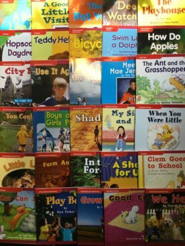 Reading Treasure Chest Intermediate Readers Levels B-F 1st Grade set of 30 Books