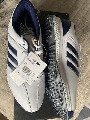 Adidas CP Traxion Golf Shoes Uk Size 11 Brand New In Box