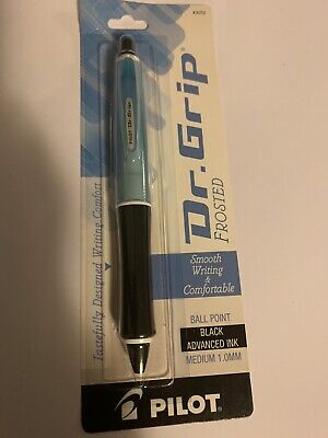 Uneek Dr Grip Pen Look-- Limited Edition Hybrid Blue And Black