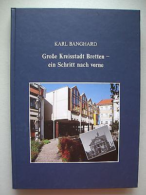 Große Kreisstadt Bretten ein Schritt nach vorne 1994