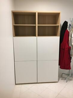 IKEA BESTA Shelves X 2 Great Condition