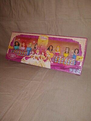 PEZ Disney Princess Collector's Set Of 8 Enchanted Tales sealed