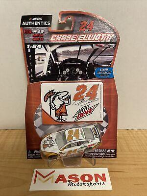 NASCAR Authentics 2017 #24 Chase Elliott Little Caesars Chevrolet SS NASCAR 1:64