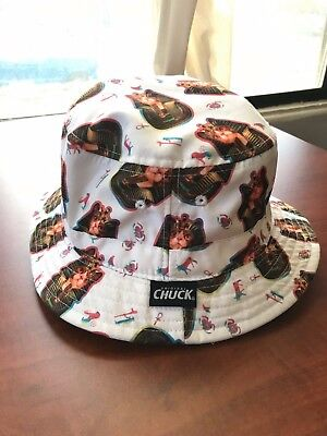 Mens Chuck Pharaoh Sphinx Bucket Hat One Size Pre-Owned