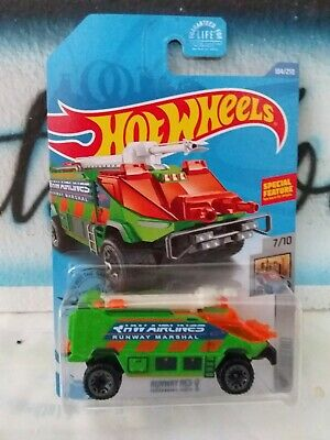 Hot Wheels 1:64 HW Metro Runway RES-Q