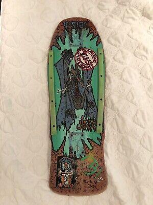 Alva Classic OG Logo Skateboard Patch 4in green