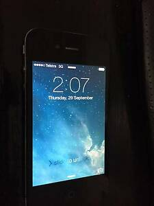 iPhone 4 16Gb working perfectly, never used on icloud Berwick Casey Area Preview