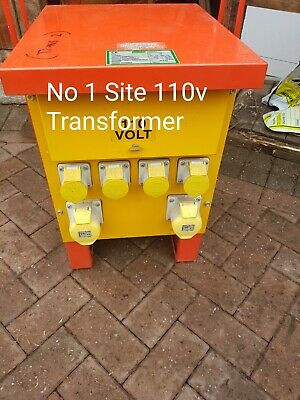 110v Site Transformer 10 KVA fully working order good condition