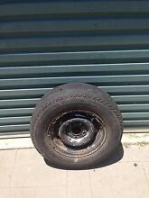 "Holden 13"" wheel Gulliver Townsville City Preview"