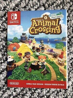 Animal Crossing: New Horizons DIGITAL VERSION (Nintendo Switch)
