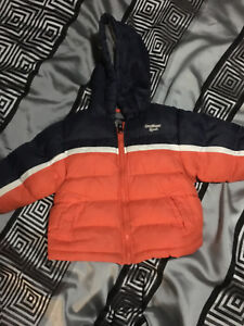 18m winter jacket