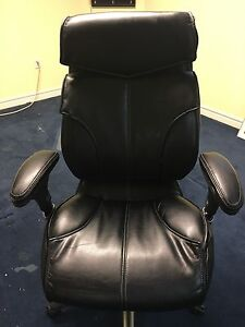 Leather Office Chair London Ontario image 2