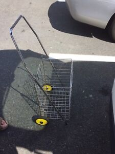 SHOPPING / GROCERY CART. -$10.00
