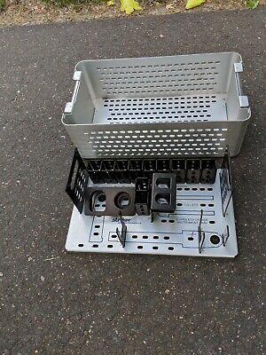 Stryker Instruments Cordless Driver Instrument Sterilization Tray Case
