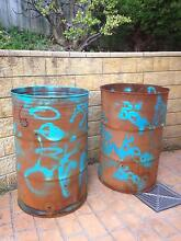 FREE Metal drums! Frenchs Forest Warringah Area Preview