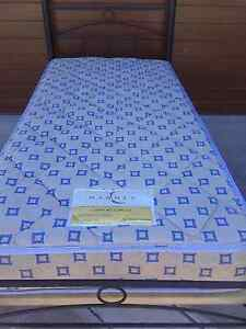 Strong single bed with mattress, delivery available Daisy Hill Logan Area Preview