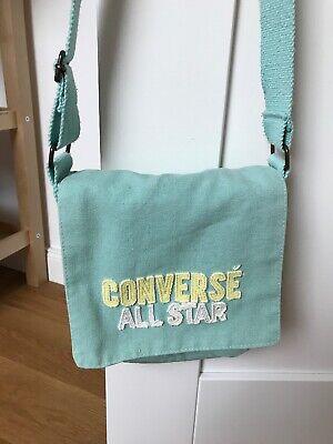 Mädchen-hellgrün (Converse Tasche Damen / Mädchen hellgrün)