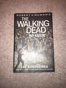 The Walking Dead invasion book