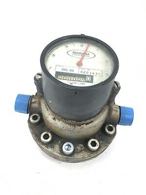 Niagara Liquid Gas Oil Meter - Used