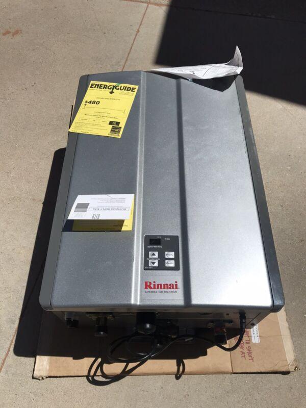 Indoor Condensing Tankless Propane Water Heater