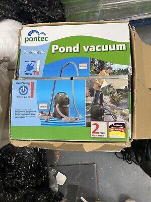 Oase 50770 Pontec 1400W Pond Vacuum Cleaner Condition Used