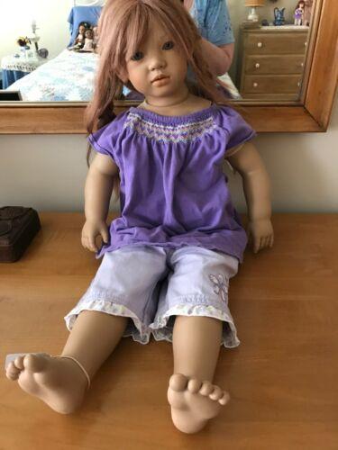 """Himstedt doll Lillianne 26"""""""
