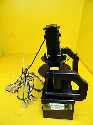 Microvision Mvt3080 Wafer Prealigner Used Working
