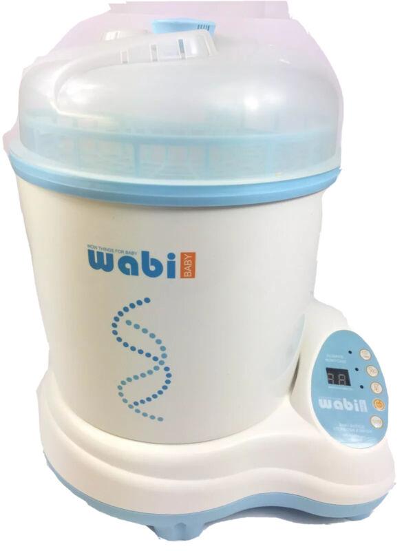 Wabi Baby Electric Steam Sterilizer and Dryer Model WA-8800N