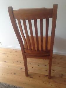 Six dining chairs Avalon Pittwater Area Preview