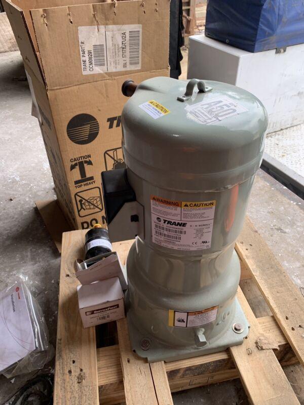 trane scroll compressor 3-D 9.3 Ton Ac Air Conditioning 480 3ph COM08291