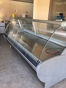 Shop refrigerated display and storage cabinets Sebastopol Ballarat City Preview