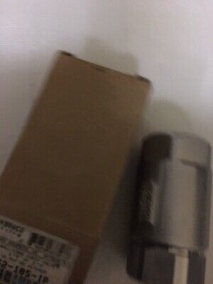 1 Apollo Ball Cone Check Valve Nib 316 Stainless Steel 400 Wog 125-s C11