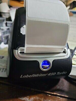 Dymo Labelwriter 450 Turbo Label Thermal Printer - Black 1750110