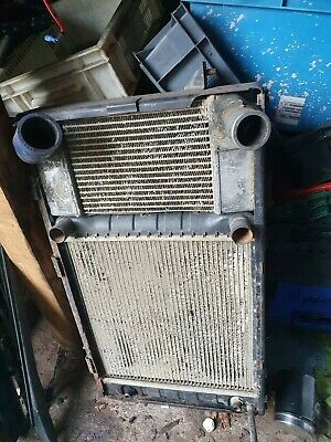 land rover discovery  300tdi radiator and intercooler pack