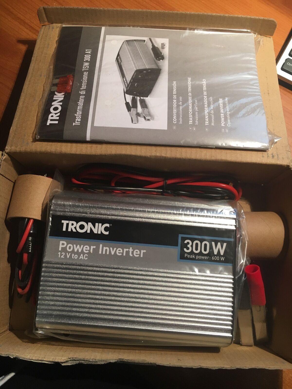 trasformatore di tensione tronic 300 watt