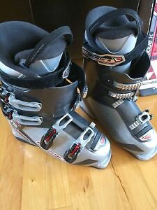Skis & boots.