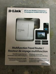 D-Link Travel Router