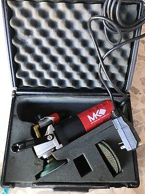 Mk Diamond Mk-1503s Wet Polisher 115v 7.8 Amp 3700rpm  Vguc