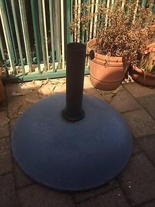 Large Heavy Concrete Umbrella Stand Beckenham Gosnells Area Preview