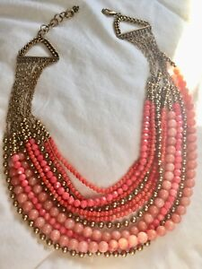 "Stella and Dot ""Palamino"" Necklace"