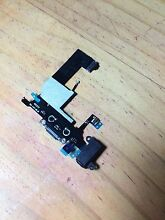 Head phone jack charging flex cable for iphone 5 (black) Balga Stirling Area Preview